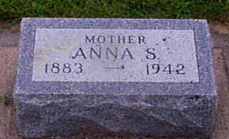 JORGENSEN, ANNA S - Audubon County, Iowa | ANNA S JORGENSEN
