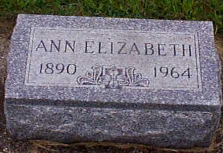 JORGENSEN, ANN ELIZABETH - Audubon County, Iowa | ANN ELIZABETH JORGENSEN