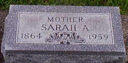 JORGENSEN, SARAH A - Audubon County, Iowa   SARAH A JORGENSEN