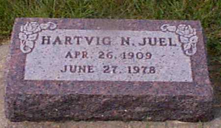 JUEL, HARTVIG - Audubon County, Iowa   HARTVIG JUEL