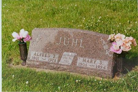 NIELSEN JUHL, MARY S - Audubon County, Iowa | MARY S NIELSEN JUHL