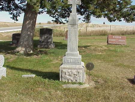 KILLION, DANIEL - Audubon County, Iowa   DANIEL KILLION