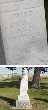 KILLION, JAMES - Audubon County, Iowa | JAMES KILLION
