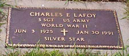 LAFOY, CHARLES EUGENE - Audubon County, Iowa | CHARLES EUGENE LAFOY