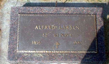 LARSEN, ALFRED - Audubon County, Iowa | ALFRED LARSEN