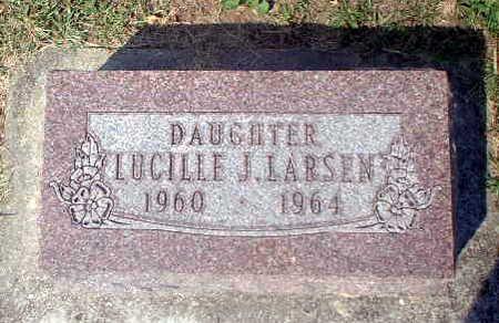 LARSEN, LUCILLE J. - Audubon County, Iowa | LUCILLE J. LARSEN