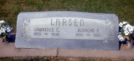 LARSEN, LAWRENCE C. - Audubon County, Iowa   LAWRENCE C. LARSEN