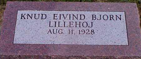 LILLEHOJ, KNUD EIVIND BJORN - Audubon County, Iowa | KNUD EIVIND BJORN LILLEHOJ
