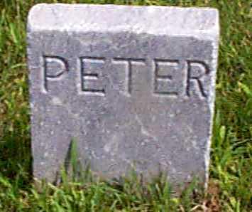 MATHISEN, PETER - Audubon County, Iowa | PETER MATHISEN