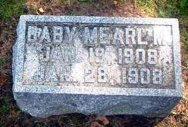 MICHAELSEN, BABY MERLE M. - Audubon County, Iowa | BABY MERLE M. MICHAELSEN