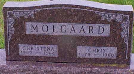 HANSEN MOLGAARD, CHRISTENA - Audubon County, Iowa | CHRISTENA HANSEN MOLGAARD