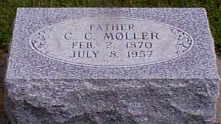 MOLLER, CHRISTAIN CHRISTENSEN - Audubon County, Iowa | CHRISTAIN CHRISTENSEN MOLLER