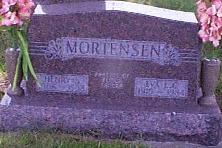 MORTENSEN, HENRY S - Audubon County, Iowa | HENRY S MORTENSEN