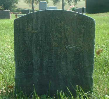 MORTENSEN, INFANT - Audubon County, Iowa | INFANT MORTENSEN