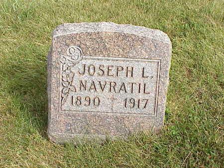 NAVRATIL, JOSEPH L. - Audubon County, Iowa | JOSEPH L. NAVRATIL