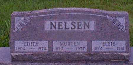 NELSEN, MORTON - Audubon County, Iowa | MORTON NELSEN