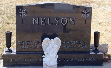 NELSON, MAXINE L. - Audubon County, Iowa | MAXINE L. NELSON