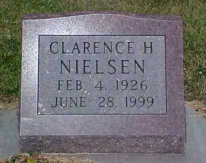 NIELSEN, CLARENCE H. - Audubon County, Iowa | CLARENCE H. NIELSEN