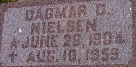 NIELSEN, DAGMAR C - Audubon County, Iowa   DAGMAR C NIELSEN