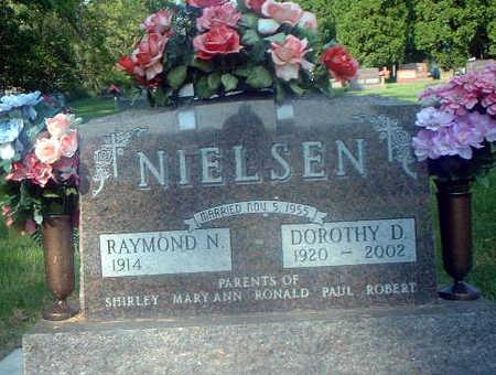 HESS NIELSEN, DOROTHY D. - Audubon County, Iowa | DOROTHY D. HESS NIELSEN