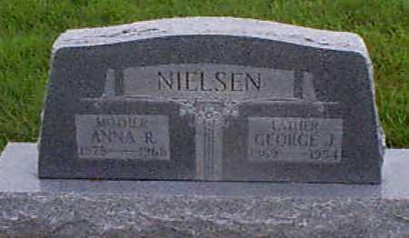 NIELSEN, GEORGE J - Audubon County, Iowa | GEORGE J NIELSEN