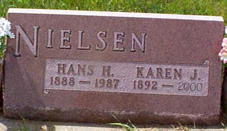 NIELSEN, KAREN JACOBINE - Audubon County, Iowa | KAREN JACOBINE NIELSEN