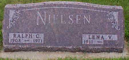 NIELSEN, LENA - Audubon County, Iowa | LENA NIELSEN