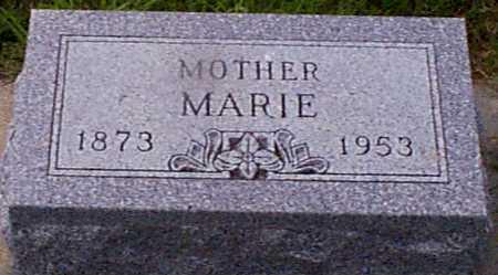 PEDERSEN, MARIE - Audubon County, Iowa | MARIE PEDERSEN