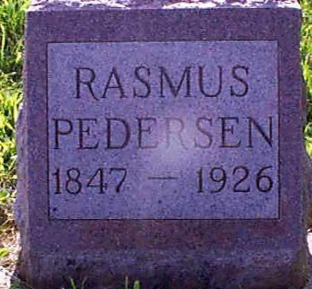 PEDERSEN, RASMUS - Audubon County, Iowa   RASMUS PEDERSEN