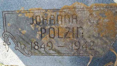 BORKOWSKI POLZIN, JOHANNA C. - Audubon County, Iowa   JOHANNA C. BORKOWSKI POLZIN