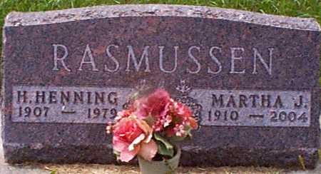 RASMUSSEN, MARTHA - Audubon County, Iowa | MARTHA RASMUSSEN