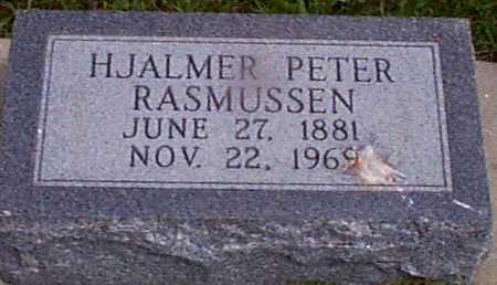 RASMUSSEN, HJALMER PETER - Audubon County, Iowa | HJALMER PETER RASMUSSEN