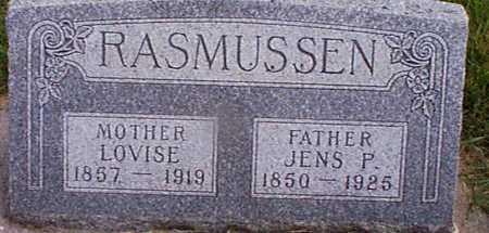 ANDERSEN RASMUSSEN, LOUISE C - Audubon County, Iowa   LOUISE C ANDERSEN RASMUSSEN