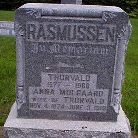RASMUSSEN, THORVALD - Audubon County, Iowa | THORVALD RASMUSSEN