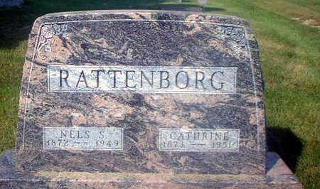 RATTENBORG, CATHRINE - Audubon County, Iowa | CATHRINE RATTENBORG