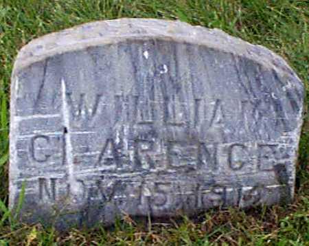 ROLAND, WILLIAM CLARENCE - Audubon County, Iowa | WILLIAM CLARENCE ROLAND