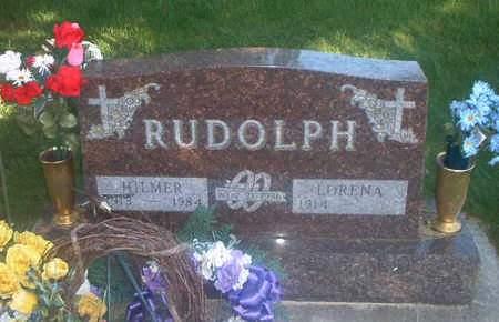 RUDOLPH, HILMER - Audubon County, Iowa | HILMER RUDOLPH