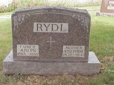 RYDL, JOSEPH - Audubon County, Iowa | JOSEPH RYDL
