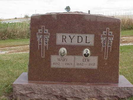 RYDL, LEW - Audubon County, Iowa | LEW RYDL