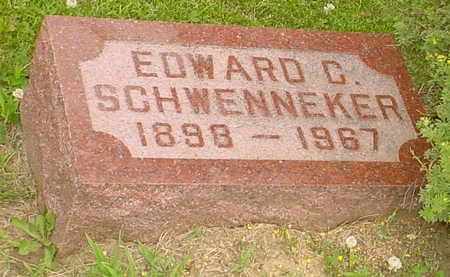SCHWENNEKER, EDWARD C. - Audubon County, Iowa   EDWARD C. SCHWENNEKER