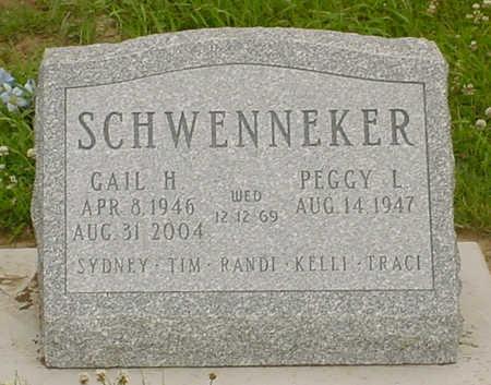 SCHWENNEKER, PEGGY L. - Audubon County, Iowa | PEGGY L. SCHWENNEKER