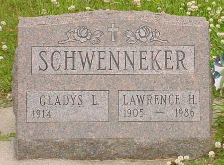 SCHWENNEKER, LAWRENCE H. - Audubon County, Iowa | LAWRENCE H. SCHWENNEKER
