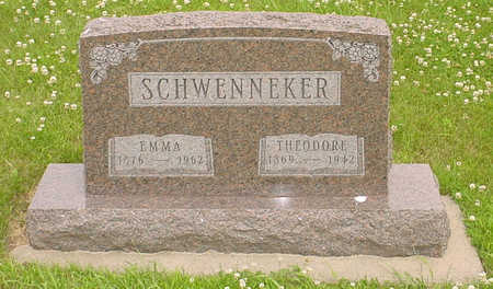 SCHWENNEKER, EMMA - Audubon County, Iowa   EMMA SCHWENNEKER