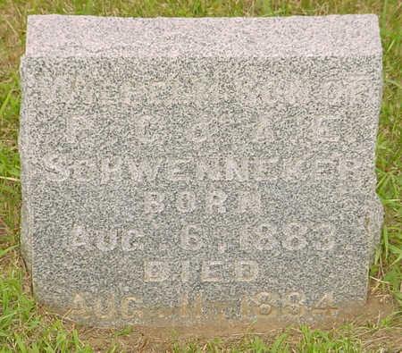 SCHWENNEKER, WILHELM (WILLIAM) - Audubon County, Iowa | WILHELM (WILLIAM) SCHWENNEKER