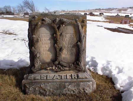 SLATER, JAMES - Audubon County, Iowa | JAMES SLATER