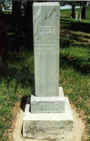 SMOUSE, FAMILY MONUMENT (LOUISA A. & THOMAS G.) - Audubon County, Iowa | FAMILY MONUMENT (LOUISA A. & THOMAS G.) SMOUSE