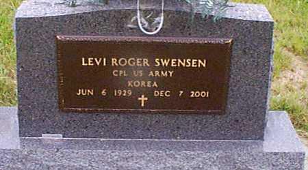 SWENSEN, LEVI ROGER - Audubon County, Iowa | LEVI ROGER SWENSEN