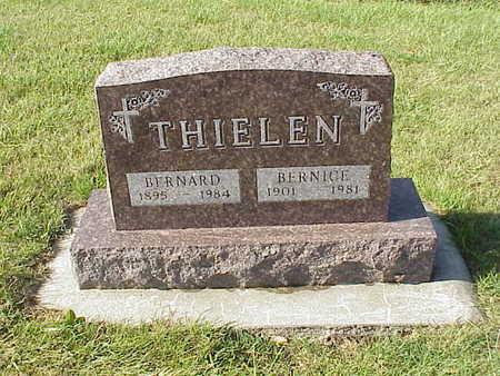 THIELEN, BERNARD - Audubon County, Iowa | BERNARD THIELEN