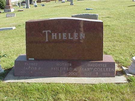 THIELEN, MILDRED A.  (MILDRED ALENE) - Audubon County, Iowa | MILDRED A.  (MILDRED ALENE) THIELEN