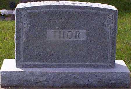 THOR, ERIK - Audubon County, Iowa | ERIK THOR